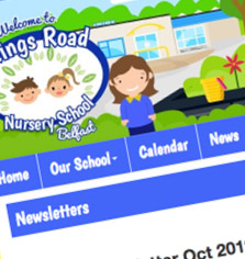 King's Road Nursery School Belfast