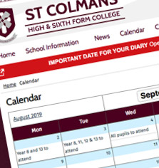 St. Colmans, High & Sixth Form College